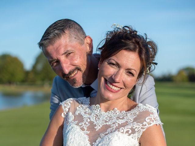 Le mariage de Patricia et Christophe