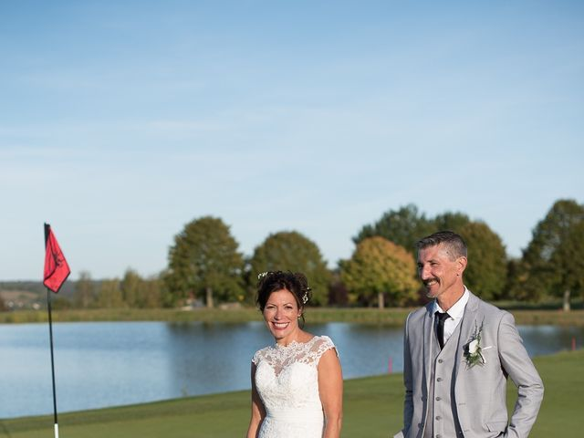 Le mariage de Christophe et Patricia à Luzarches, Val-d'Oise 1