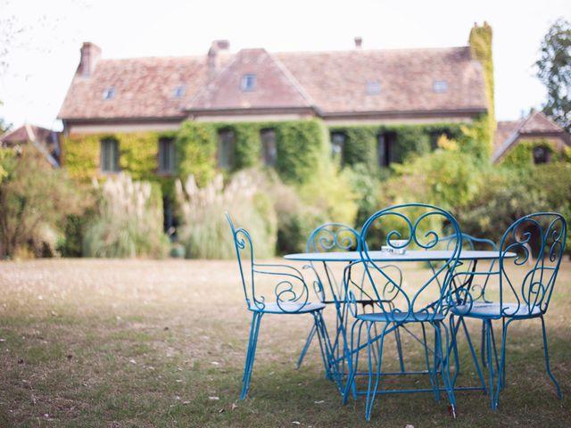 Le mariage de Benjamin et Stephanie à Boisset-les-Prévanches, Eure 12
