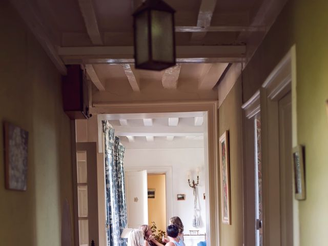 Le mariage de Benjamin et Stephanie à Boisset-les-Prévanches, Eure 20