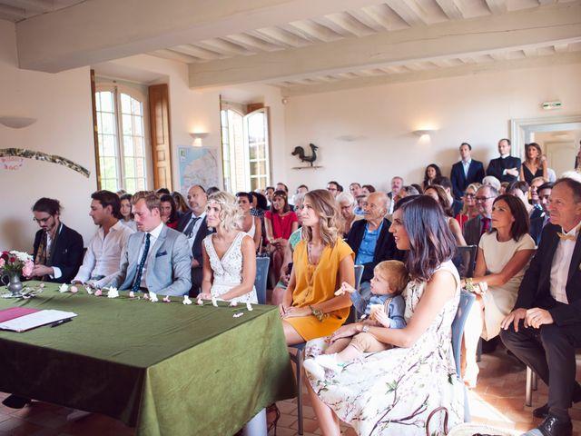 Le mariage de Benjamin et Stephanie à Boisset-les-Prévanches, Eure 36