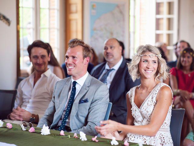 Le mariage de Benjamin et Stephanie à Boisset-les-Prévanches, Eure 39