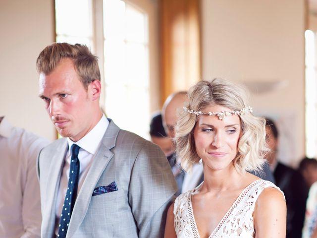 Le mariage de Benjamin et Stephanie à Boisset-les-Prévanches, Eure 42
