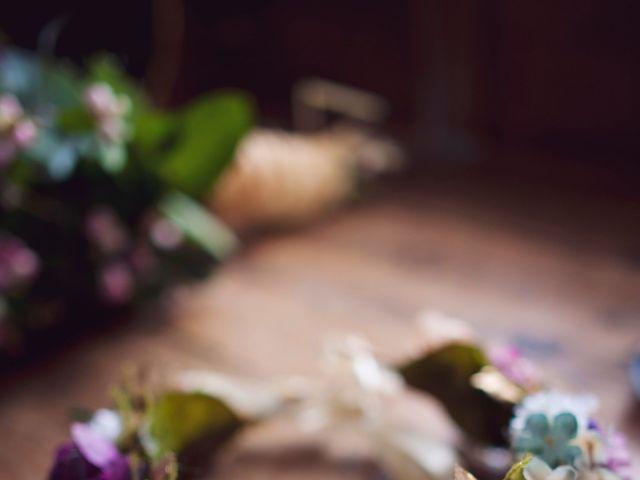Le mariage de Benjamin et Stephanie à Boisset-les-Prévanches, Eure 58
