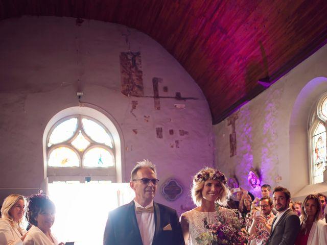 Le mariage de Benjamin et Stephanie à Boisset-les-Prévanches, Eure 62