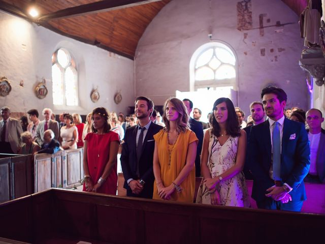 Le mariage de Benjamin et Stephanie à Boisset-les-Prévanches, Eure 67