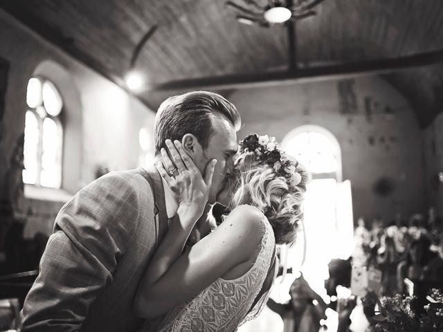 Le mariage de Benjamin et Stephanie à Boisset-les-Prévanches, Eure 70
