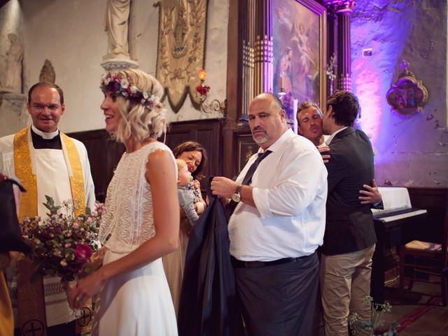 Le mariage de Benjamin et Stephanie à Boisset-les-Prévanches, Eure 75