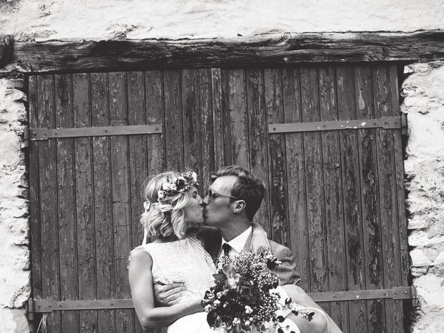Le mariage de Benjamin et Stephanie à Boisset-les-Prévanches, Eure 89
