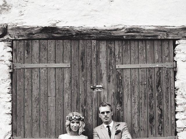 Le mariage de Benjamin et Stephanie à Boisset-les-Prévanches, Eure 91