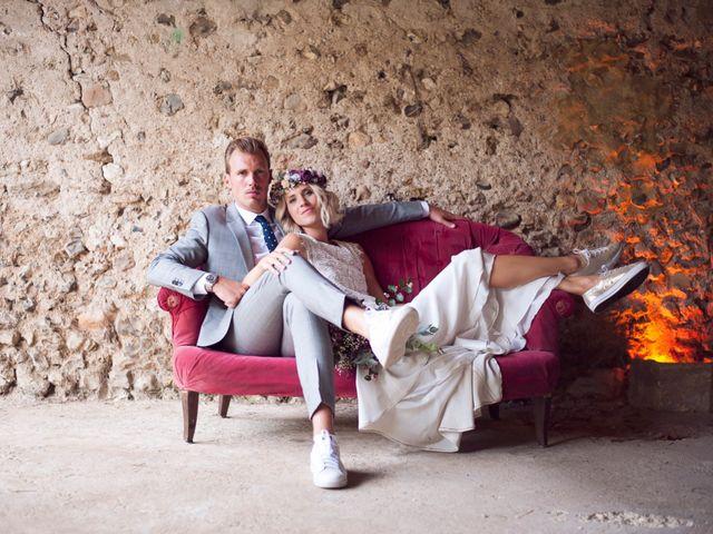 Le mariage de Benjamin et Stephanie à Boisset-les-Prévanches, Eure 96