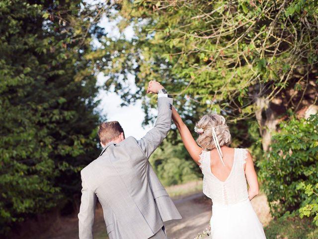 Le mariage de Benjamin et Stephanie à Boisset-les-Prévanches, Eure 102