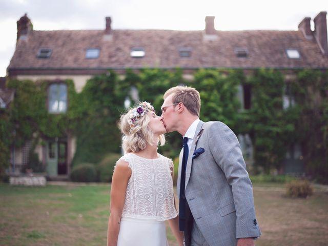 Le mariage de Benjamin et Stephanie à Boisset-les-Prévanches, Eure 107