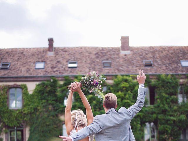 Le mariage de Benjamin et Stephanie à Boisset-les-Prévanches, Eure 108