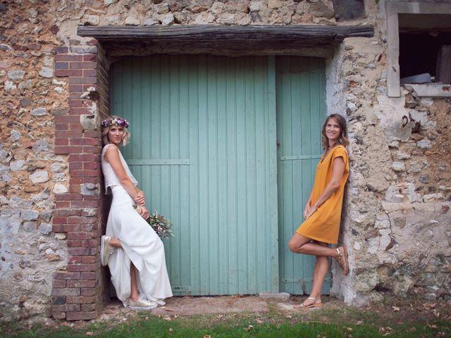 Le mariage de Benjamin et Stephanie à Boisset-les-Prévanches, Eure 122