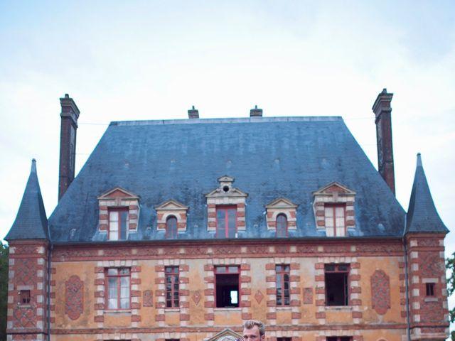 Le mariage de Benjamin et Stephanie à Boisset-les-Prévanches, Eure 133