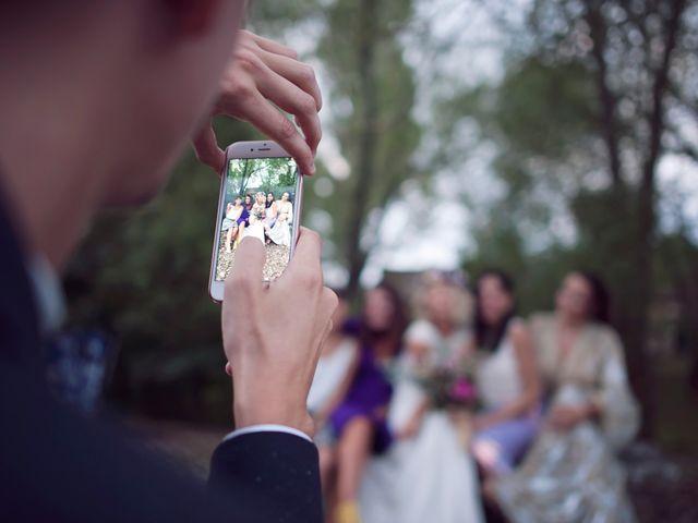 Le mariage de Benjamin et Stephanie à Boisset-les-Prévanches, Eure 135