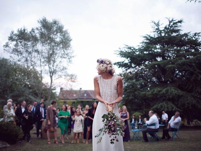 Le mariage de Benjamin et Stephanie à Boisset-les-Prévanches, Eure 136