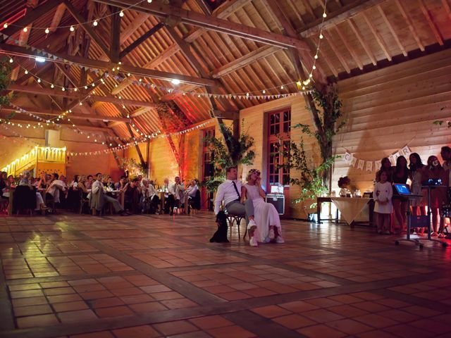 Le mariage de Benjamin et Stephanie à Boisset-les-Prévanches, Eure 148