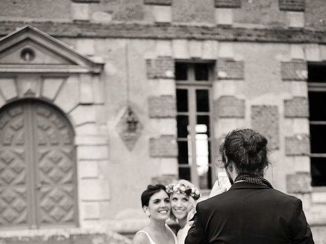 Le mariage de Benjamin et Stephanie à Boisset-les-Prévanches, Eure 162