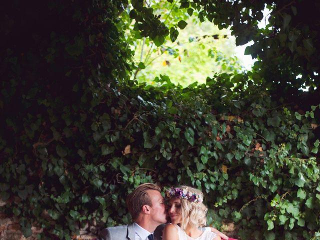 Le mariage de Benjamin et Stephanie à Boisset-les-Prévanches, Eure 168