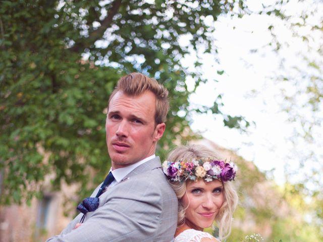 Le mariage de Benjamin et Stephanie à Boisset-les-Prévanches, Eure 170