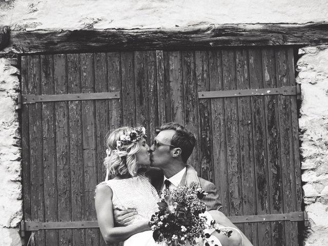 Le mariage de Benjamin et Stephanie à Boisset-les-Prévanches, Eure 172