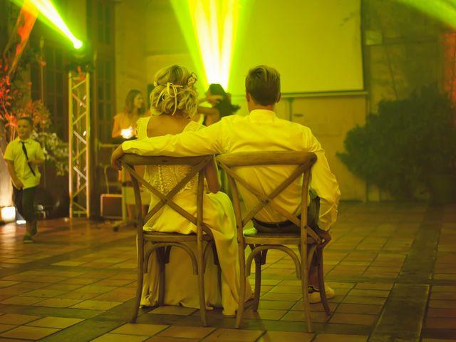 Le mariage de Benjamin et Stephanie à Boisset-les-Prévanches, Eure 208