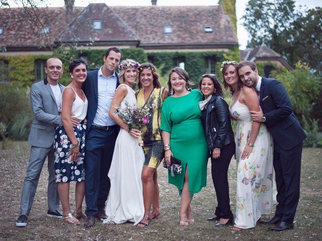 Le mariage de Benjamin et Stephanie à Boisset-les-Prévanches, Eure 211