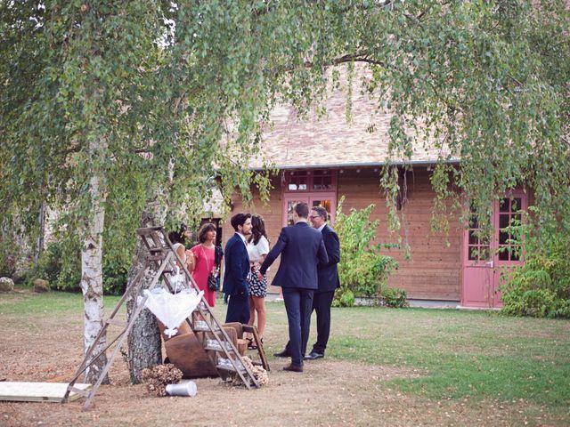 Le mariage de Benjamin et Stephanie à Boisset-les-Prévanches, Eure 220