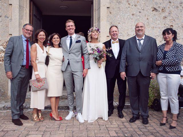 Le mariage de Benjamin et Stephanie à Boisset-les-Prévanches, Eure 225
