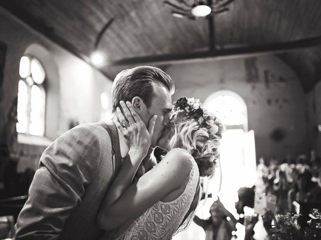 Le mariage de Benjamin et Stephanie à Boisset-les-Prévanches, Eure 229