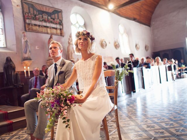 Le mariage de Benjamin et Stephanie à Boisset-les-Prévanches, Eure 230