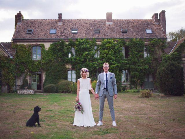 Le mariage de Benjamin et Stephanie à Boisset-les-Prévanches, Eure 279
