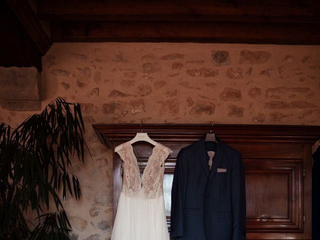 Le mariage de Hubert et Sigrid à Parigné-l'Évêque, Sarthe 3