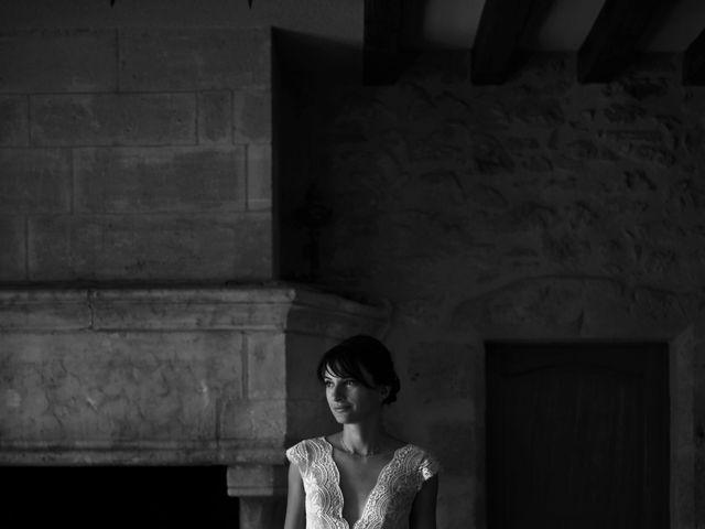 Le mariage de Hubert et Sigrid à Parigné-l'Évêque, Sarthe 12