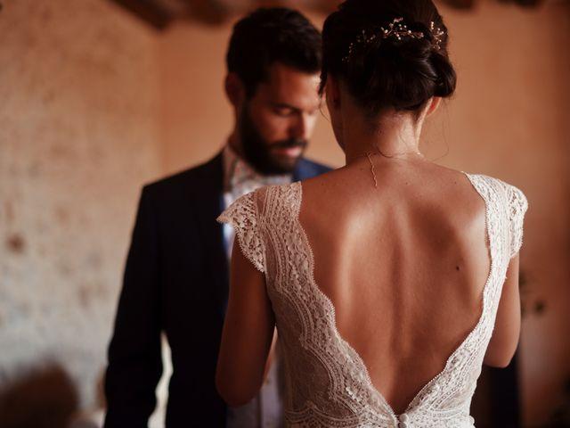 Le mariage de Hubert et Sigrid à Parigné-l'Évêque, Sarthe 15