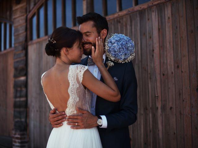 Le mariage de Sigrid et Hubert