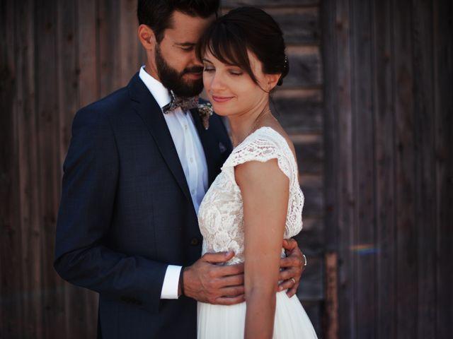 Le mariage de Hubert et Sigrid à Parigné-l'Évêque, Sarthe 19