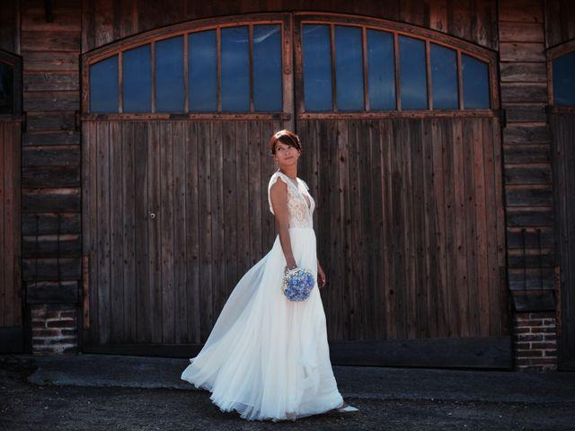 Le mariage de Hubert et Sigrid à Parigné-l'Évêque, Sarthe 24