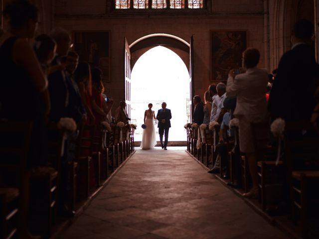 Le mariage de Hubert et Sigrid à Parigné-l'Évêque, Sarthe 31