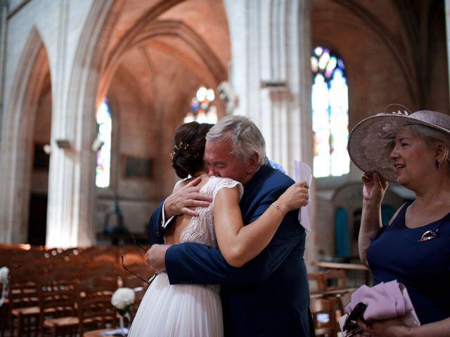 Le mariage de Hubert et Sigrid à Parigné-l'Évêque, Sarthe 39