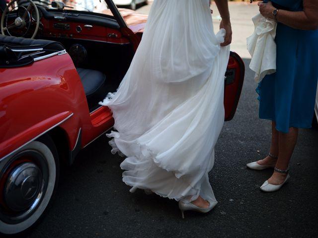 Le mariage de Hubert et Sigrid à Parigné-l'Évêque, Sarthe 42