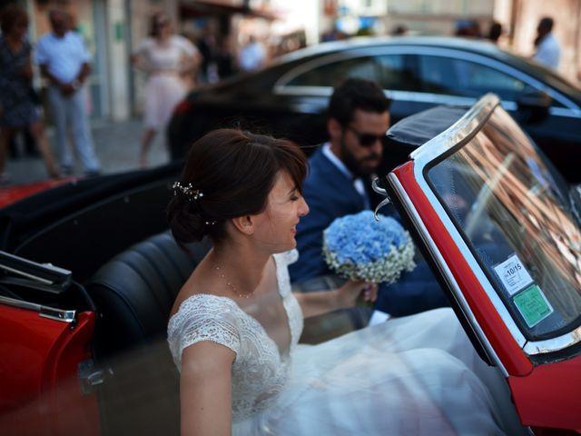 Le mariage de Hubert et Sigrid à Parigné-l'Évêque, Sarthe 43