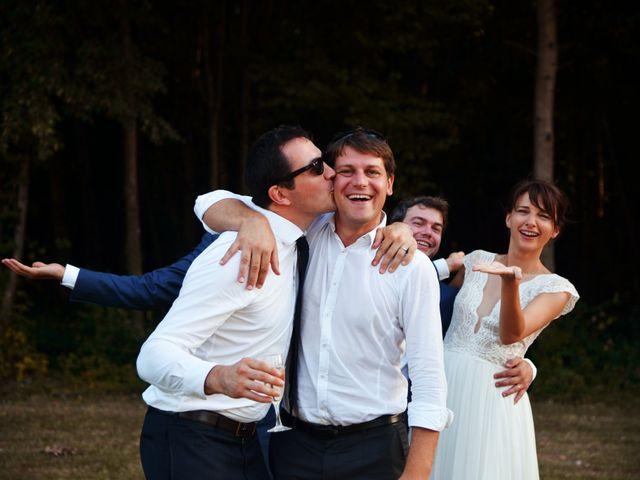 Le mariage de Hubert et Sigrid à Parigné-l'Évêque, Sarthe 63