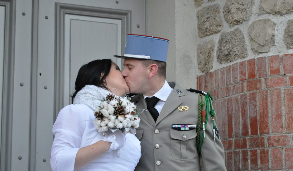 Le mariage de Benjamin et Julie à Dontrien, Marne