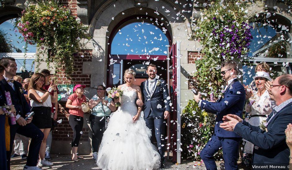 Le mariage de Jonathan et Stéphanie à Vitry-en-Artois, Pas-de-Calais