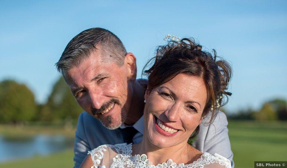 Le mariage de Christophe et Patricia à Luzarches, Val-d'Oise