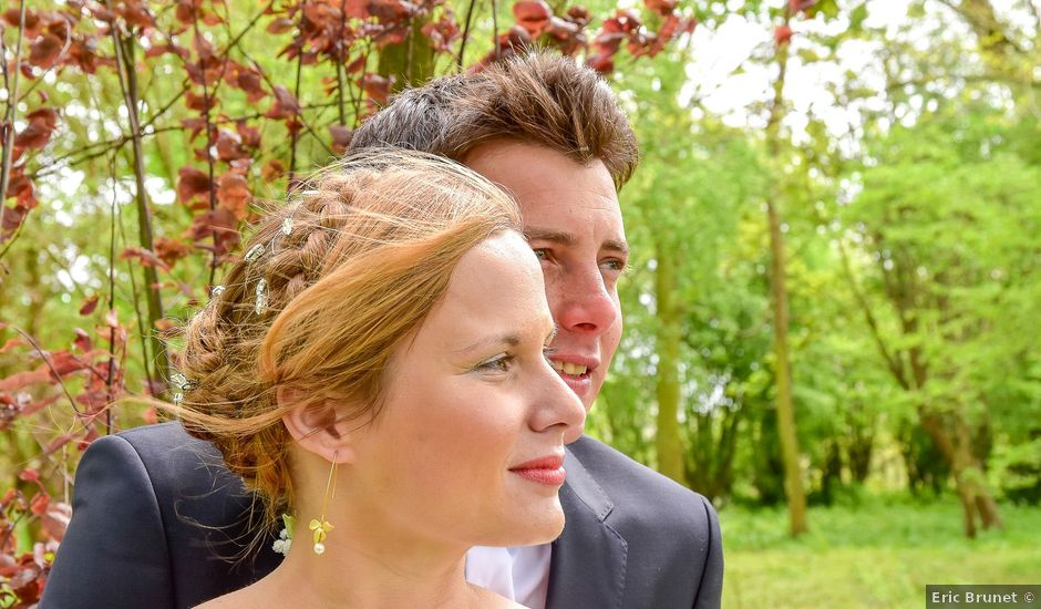 Le mariage de Pierre et Ingrid à Watten, Nord