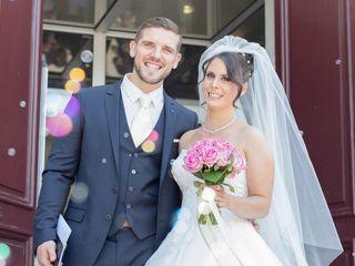 Le mariage de Laurie et Anthony